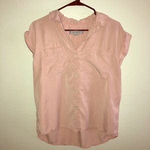 Andrew Marc New York Button Down Top